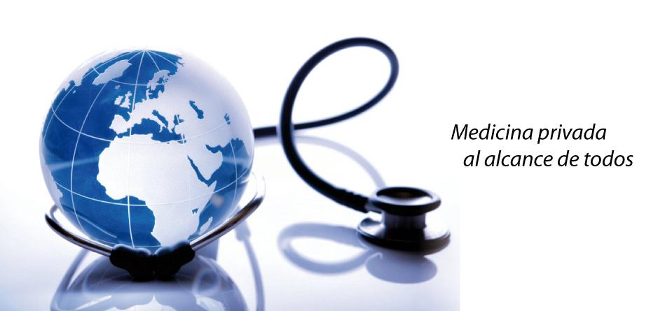 Medicina privada al alcance de todo el mundo