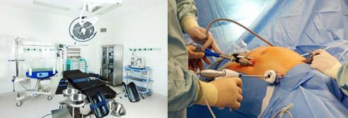 Técnicas quirúrgicas y terapéuticas